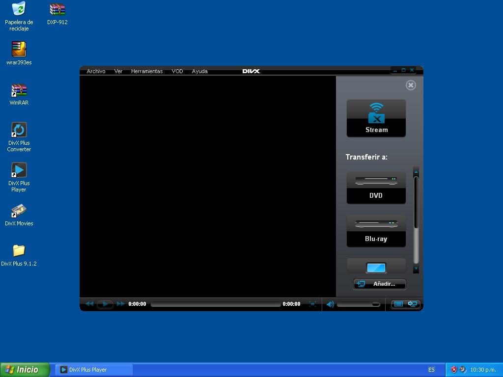 Divx plus 9 1 2 full exe via skydrive for Div player