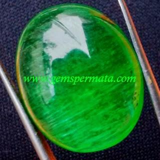 Green Obsidian Asli