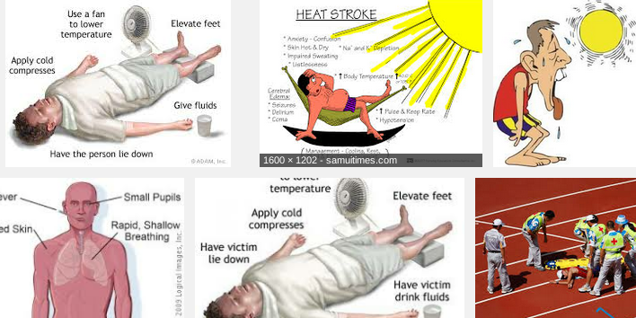 heat exhaustion first aid #9