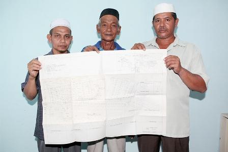 300 Penduduk Mangsa Dendam Kesumat Politik Umno- BN