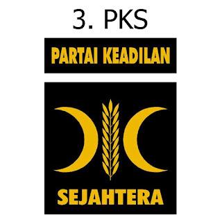 jual bendera partai pks