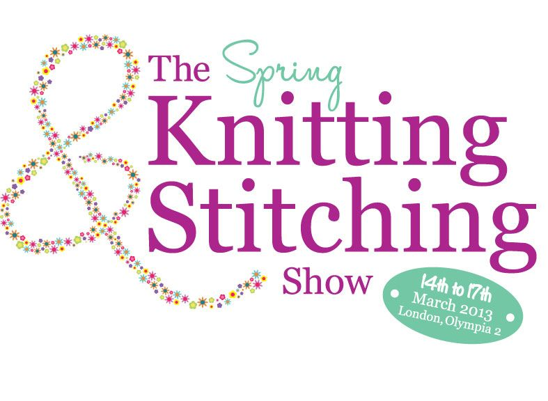 Knitting And Stitching Show Ticket Offers : Sew, incidentally...: The Spring Knitting & Stitching Show 2013: 14th - 1...