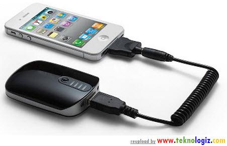 Harga power bank (charger ponsel portable) terbaru 2013