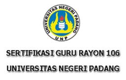 Penyerahan Serdik Guru Kemendikbud dan Kemenag Rayon 106 UNP 2015