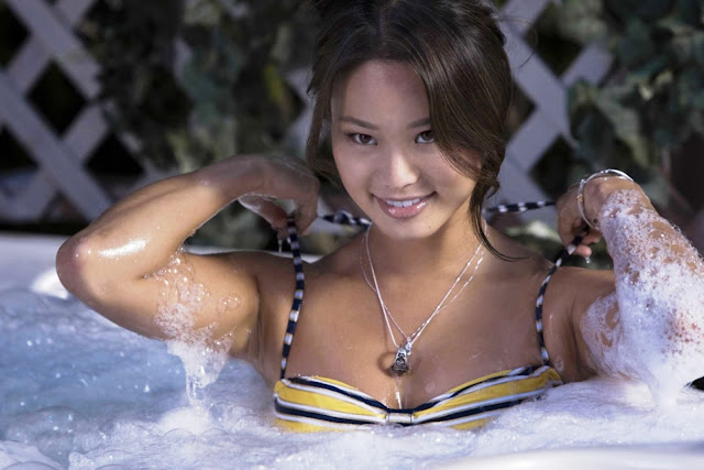 Korean Actress Jamie Chung