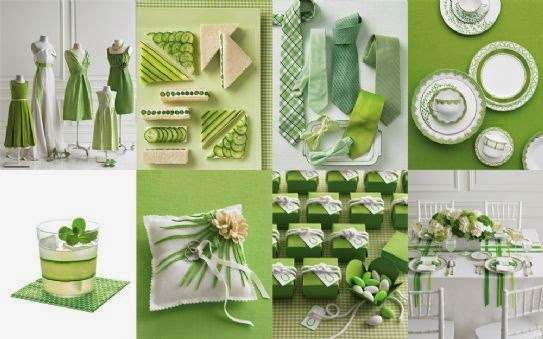 Matrimonio Tema Verde : Incanti wedding and event creations sposiamoci in verde