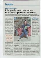 Cabinet de Voyance et Médiunmité de Marie laure Perron à Langon Bordeaux partout en France