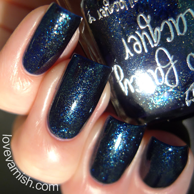 Too Fancy Lacquer Fantasia