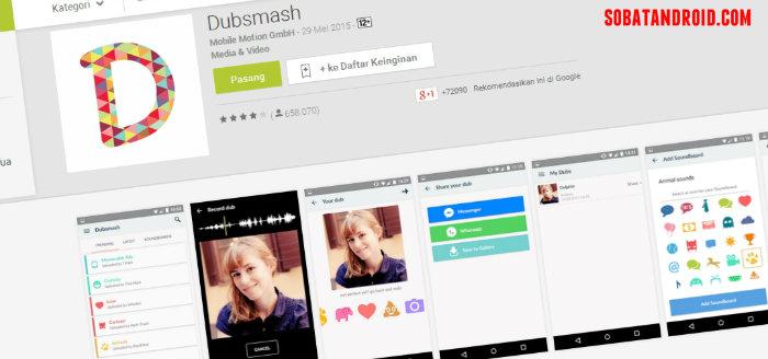 Download Dubsmash Apk Gratis, Dubmash.com apk, Dubmash.com App Semuanya ada di Google Play Store