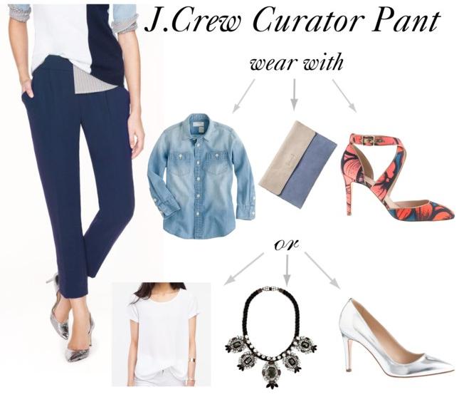J.Crew Curator Pant