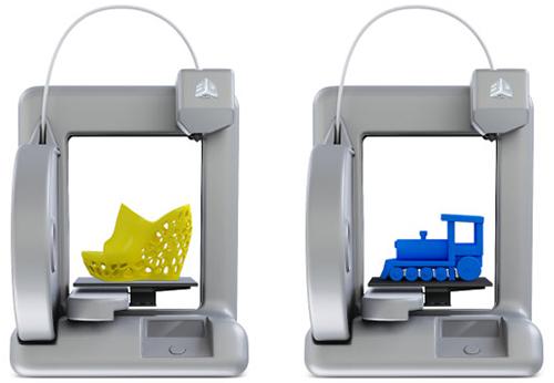 Una stampante 3D per tutti