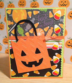 Cricut, Create-A-Critter 2, Halloween Card