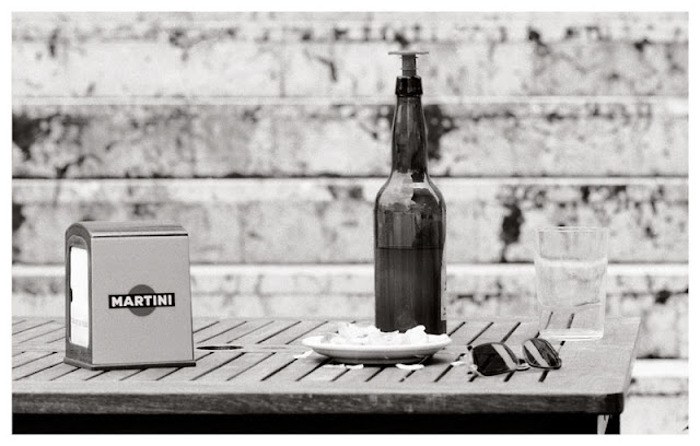 Botella de sidra en El Llavaderu, Pablo Basagoiti