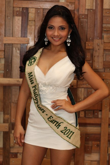 miss earth 2011 contestant,athena mae imperial