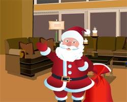 Juegos de Escape Xmas Santa Room Escape