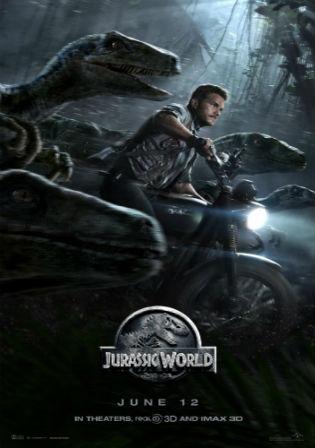Download Jurassic World (2015)720p BluRay x264 Dual