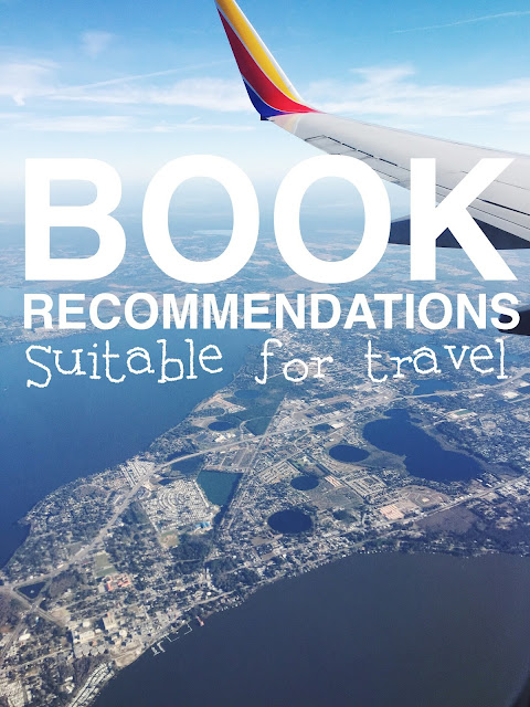book recommendations for a vacation