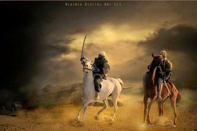 Cita-Cita Umar Bin Khattab