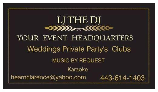 LJ The DJ