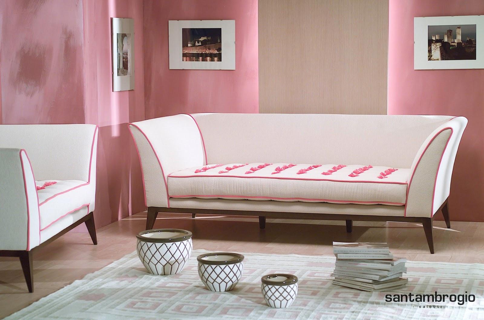 Salotti Piccoli Classici : Santambrogio salotti produzione e vendita di divani e letti