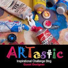 Artastic Guest Designer June 13