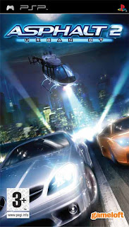 DOWNLOAD GAME KHUSUS PSP GRATIS : ASPHALT URBAN GT 2