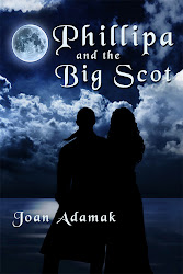 Phillipa and the Big Scot