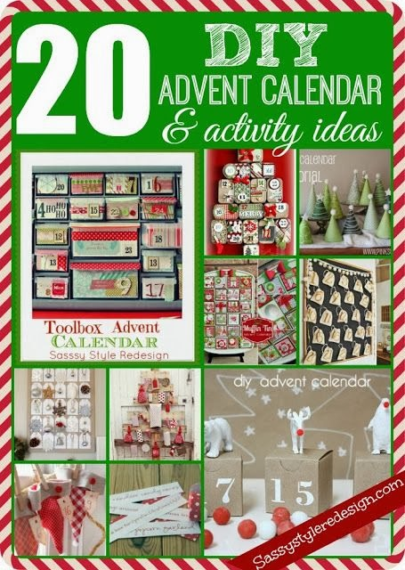 Advent Calendar Ideas Early Years : The pink cow mootique shop advent calendar