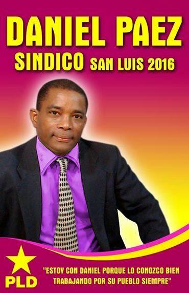 DANIEL PAEZ SINDICO SAN LUIS 2016