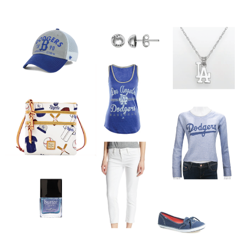 Dodgers outfit