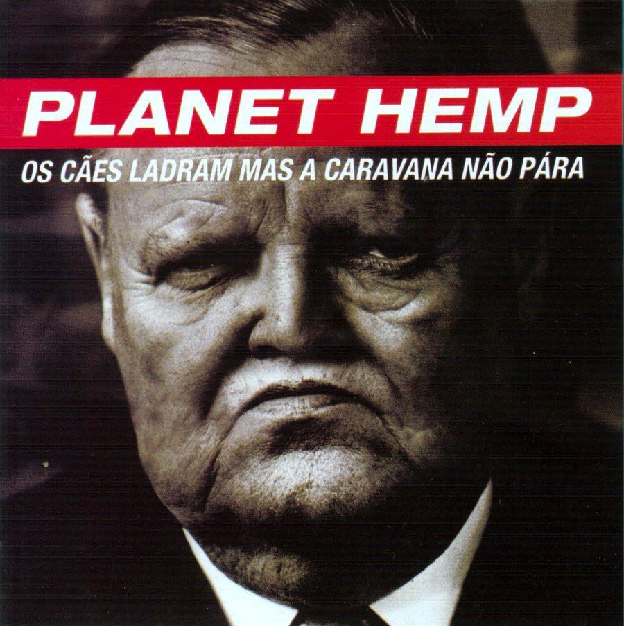 Planet Hemp relança discos em vinil