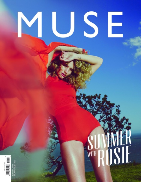 Rosie Huntington-Whiteley for Muse Magazine No.34