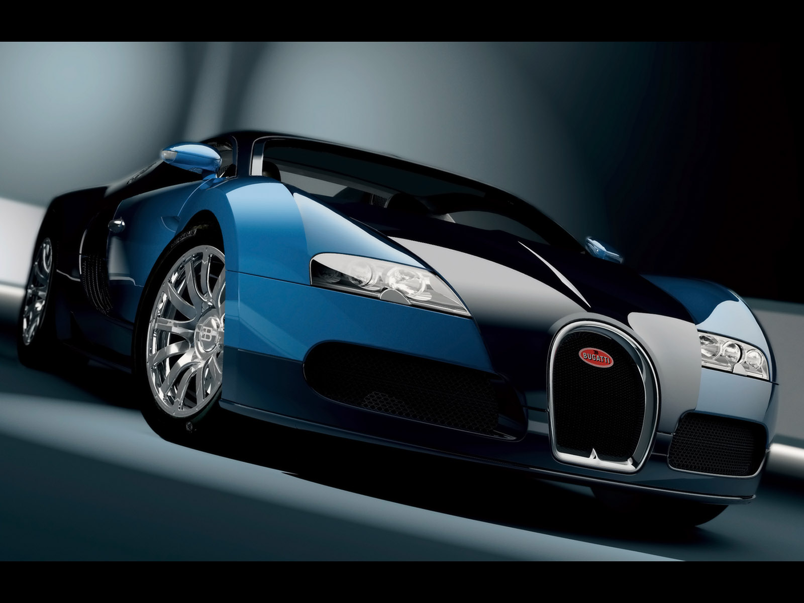 bugatti veyron blue hd cool cars wallpapers. Black Bedroom Furniture Sets. Home Design Ideas