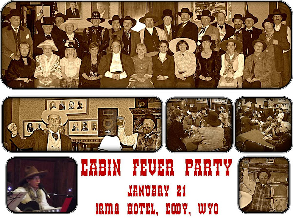 Cabin Fever Party 2012