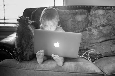 Nuevas Tecnologías y niños apple