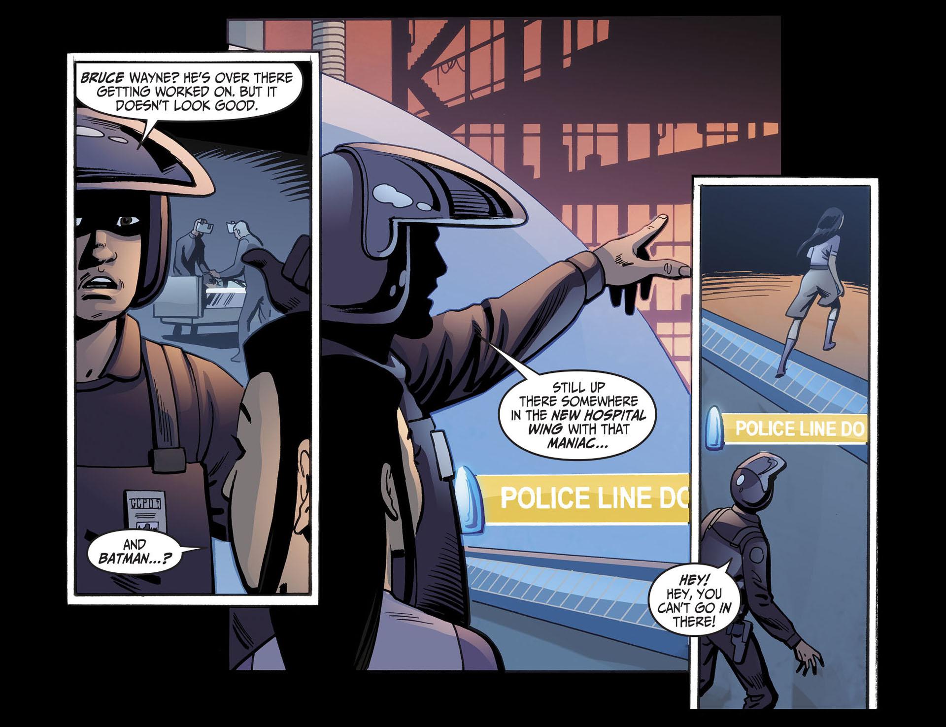 Batman Beyond (2012) Issue #18 #18 - English 10