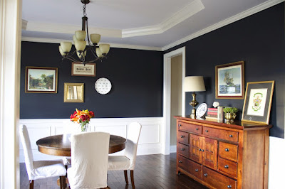 dining room inspiration 58 Water Street blog