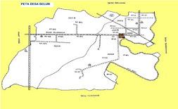Peta Desa Belun