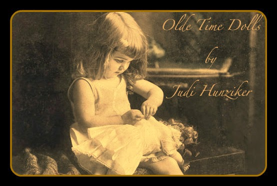 Olde Time Dolls on Pinterest