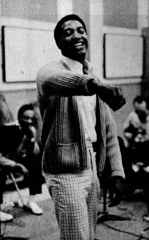 música, Sam Cooke, soul