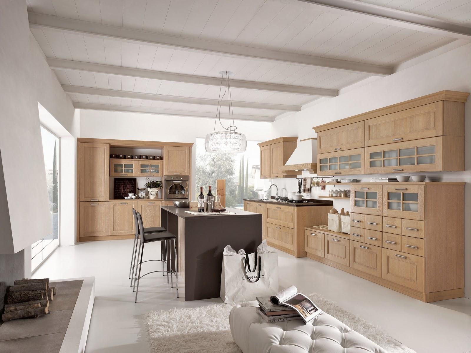 Cucinestile stosa cucine presenta ontario nelle nuove for Cucina classica contemporanea