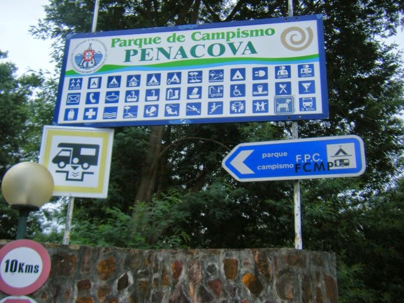 Parque de Campismo de Penacova