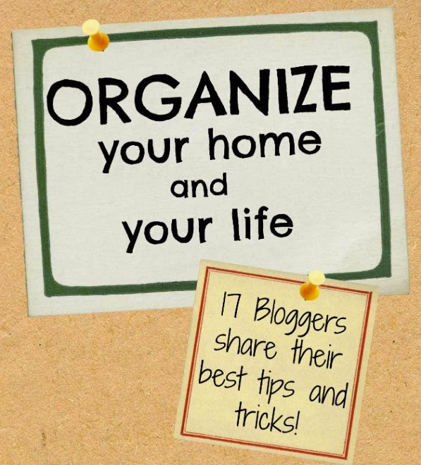 Lots of great organizing ideas!