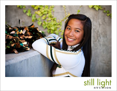 Capuchino High School San Bruno Cheerleaders JV & Varsity Sports Photography by Still Light Studios