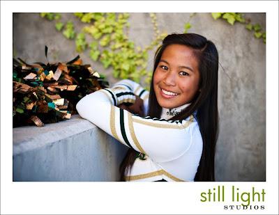 Capuchino High School San Bruno Cheerleaders JV & Varsity Sports Photography by Still Light Studios