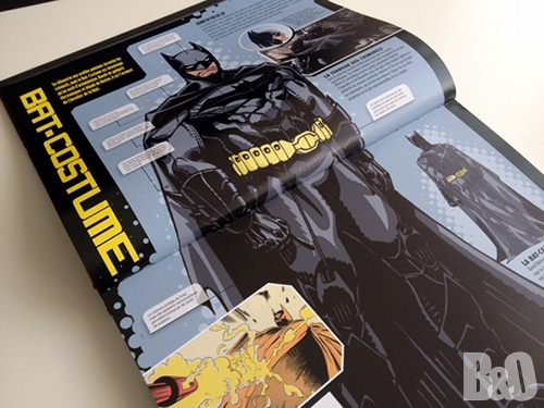 encyclopedie batman batcostume