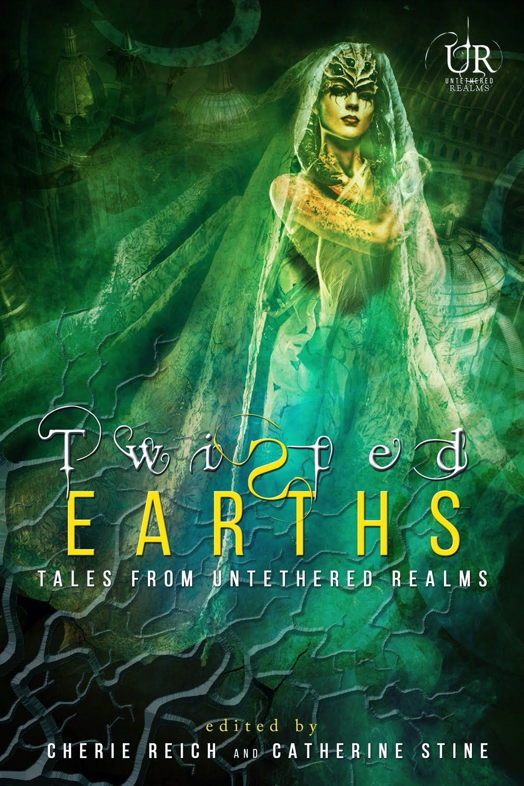 Twisted Earths anthology, coming Oct 14!