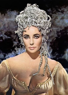 Elizabeth Taylor as Helen of Troy
