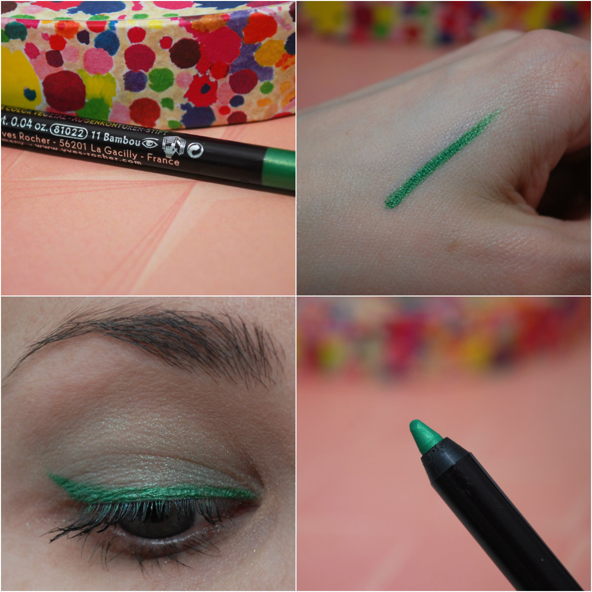 Отзывы ив роше карандаш для контура глаз интенсивный цвет