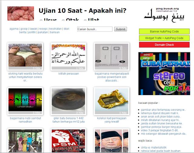 laman ping entri blog,busuk.org.
